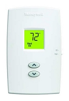 Honeywell TH1100DV1000/U Pro 1000 Vertical Non-Programmable Thermostat