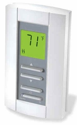 TH114-AF-024T Honeywell Aube Low Voltage Non Programmable Floor Sensing Thermostat