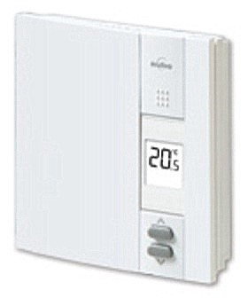 TH450/TH305 Honeywell Aube Line Voltage Non Programmable Wall Thermostat