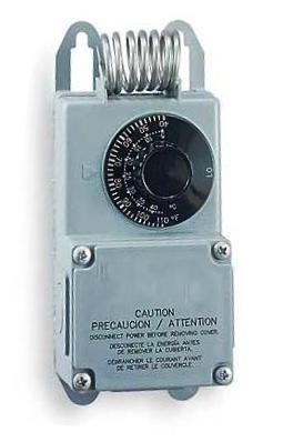 Qmark / Marley WT11A Snap Action Thermostat - NEMA 4X Rated - 25 amps @ 240 VAC