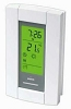 TH115-A-120S Honeywell Aube Single Pole Line Voltage Programmable Thermostat - Rating: 120 / 60 VAC, 16.7 amps